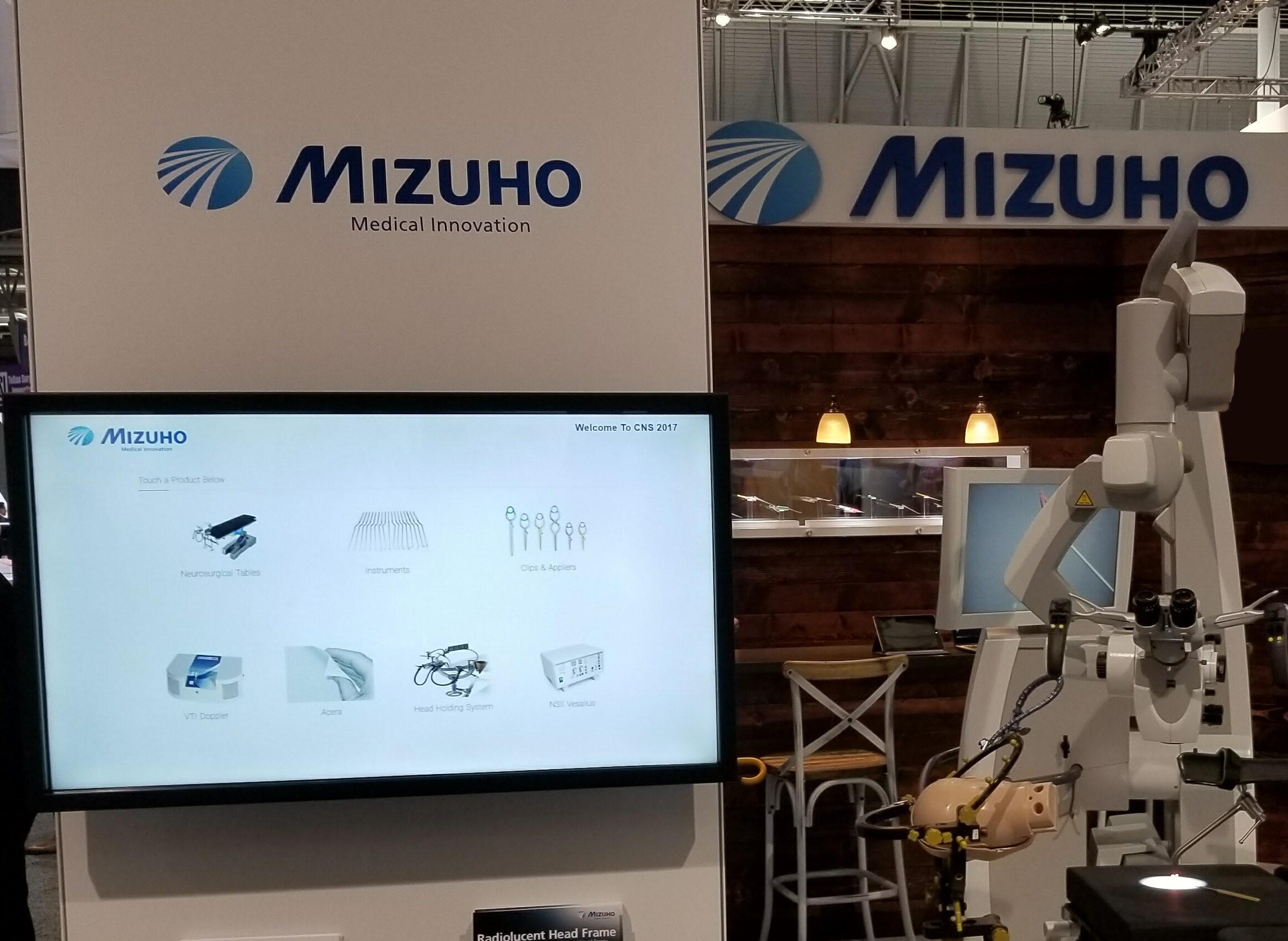 Mizuho Tradeshow